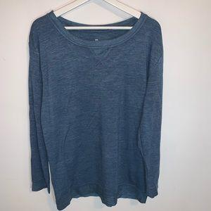 Felina XL Long Sleeve Comfortable Shirt Sleepwear